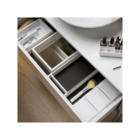 amenagement tiroir salle de bain range accessoires pour tiroir de salle de bain