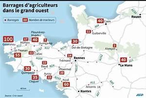Blocage Routier Rouen : apr s un mercredi noir les agriculteurs de l 39 ouest veulent poursuivre leur mobilisation le ~ Medecine-chirurgie-esthetiques.com Avis de Voitures
