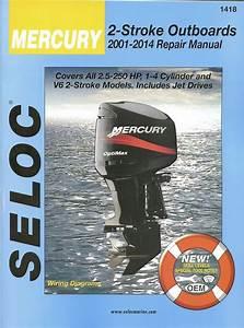 Mercury Outboard Motor Repair Manual 2001
