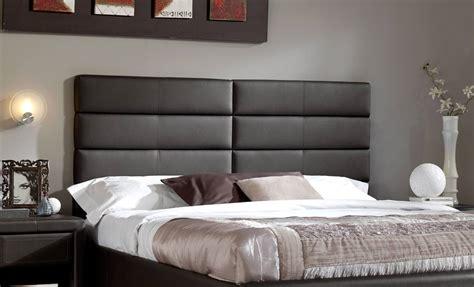 cabezal ld isabel dormitorios tapizado  muebles