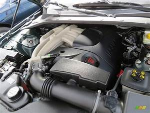 2005 Jaguar S Type Engine Motor Mount Change