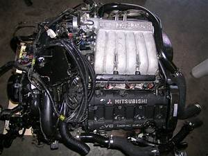 Mitsubishi 6g72 Series Engine Service Repair Manual
