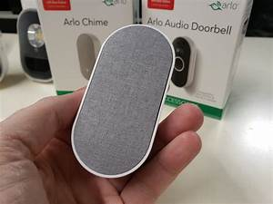 Arlo Audio Doorbell Review  A Solid Supplement To An Arlo