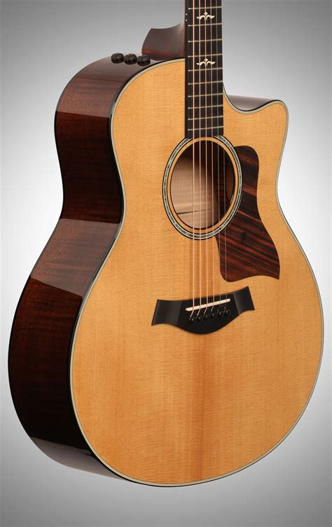 Taylor 616ce Grand Symphony Acoustic-Electric Guitar (with ...