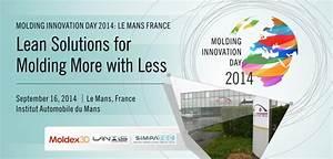 Le Mans Innovation : molding innovation days 2014 le mans france moldex3d plastic injection molding simulation ~ Medecine-chirurgie-esthetiques.com Avis de Voitures