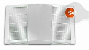 Broan Fan Heater Light Combo Unit Parts