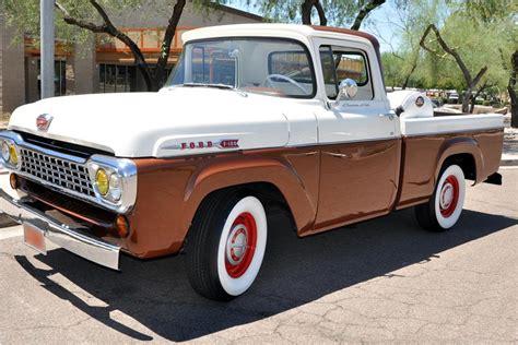 1960 Ford F100 Pickup 186989