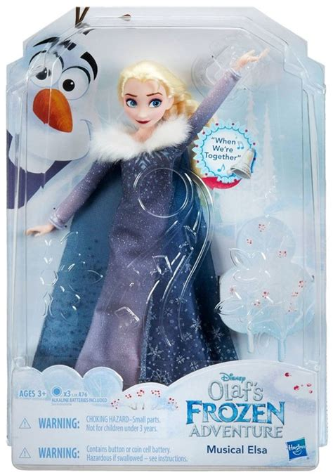 disney frozen olafs frozen adventure musical elsa