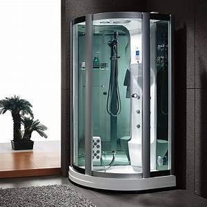 Grande Cabine De Douche : grande cabine de douche d 39 angle cabine de douche avec ~ Dailycaller-alerts.com Idées de Décoration