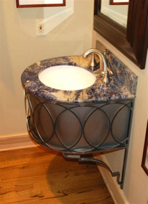 wall mount bathroom sink with cabinet wrought iron bathroom vanities by ironcraft