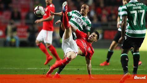 Sl benfica b played against fc porto b in 2 matches this season. Antevisão do Sporting-Benfica: Descarga elétrica contra o corte de corrente - Taça de Portugal ...