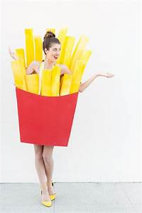 DIY Fries (Before Guys!) Costume | Guy costumes, Fries and ...