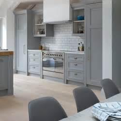 shaker kitchen ideas a grey paint for your kitchen kitchen sourcebook