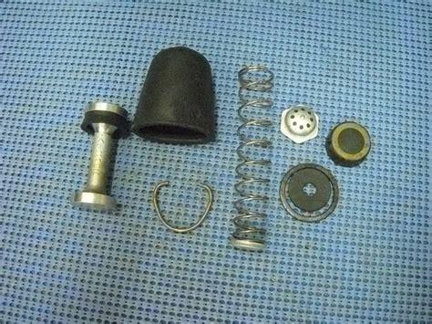Brake Master Cylinder Rebuild Kit Nos