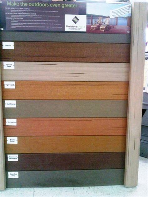 Moisture Shield Decking Colors by Construction Quot Practically Green Quot A About