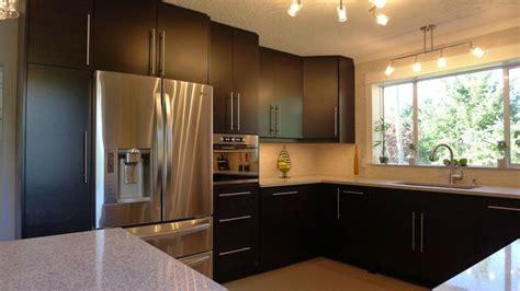 Ikea Espresso Kitchen Cabinets by A Kitchen Built To Last In Gnosjo Black Brown Ikan
