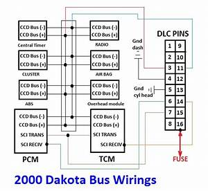 34 2002 Dodge Dakota Wiring Diagram