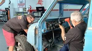 67-72 Chevy  U0026 Gmc Truck Tilt Column Features  U0026 Installation