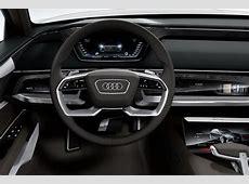 2018 Audi A8 Could Bring a New Interior Concept