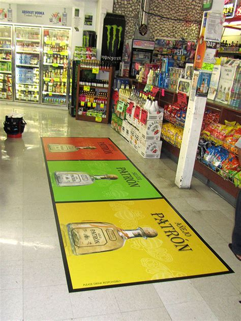 Durable Vinyl Floor Graphics   Saint Louis, MO