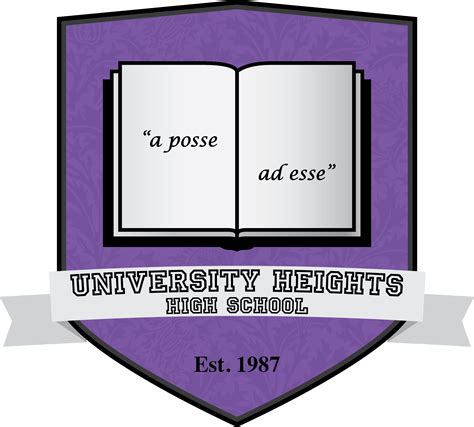 home page university heights high school
