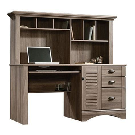 Sauder Harbor View Desk Black by 1000 Images About Desks On Brown Corner