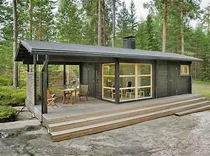 Sunhouse Modern Prefab Homes. Designer: Kalle Oikkari ...