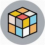 Icon Rubik Cube Rubiks Cubes Icons Library