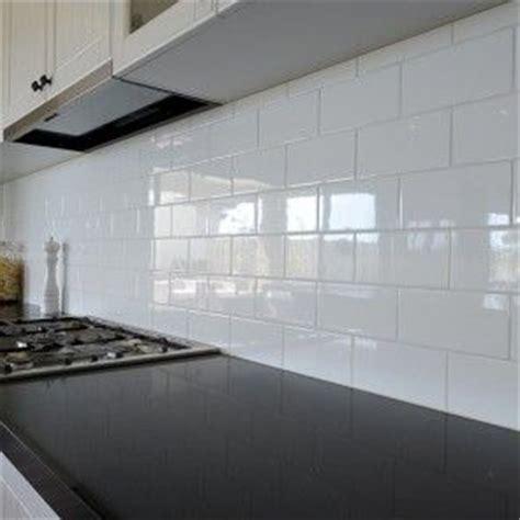 Gloss White 300 x 100 National Tiles   bathroom reno ideas