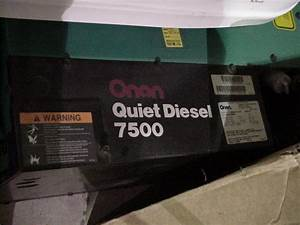 Rv Parts Rv Generators Used And New For Sale Brands  Onan Powertec  And Generac Auto Parts Rv