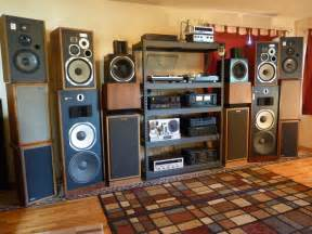 Vintage Home Stereo Systems
