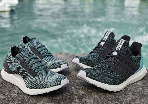 adidas Ultra BOOST + Ultra BOOST X Parley Release Info ...