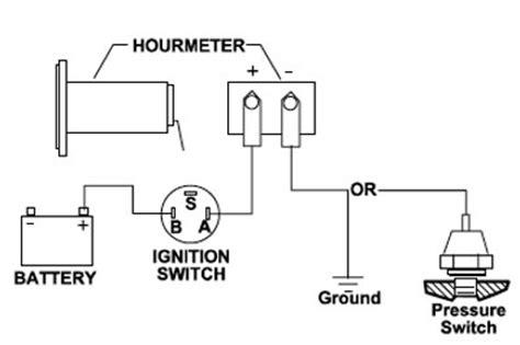 Vdo Marine Hour Meter Wiring Diagram by Troubleshooting Teleflex Hourmeter Gauges