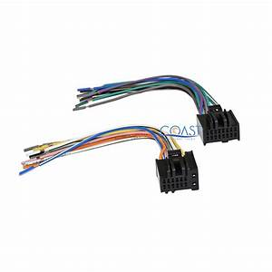 Chevrolet Factory Radio Wiring Diagram