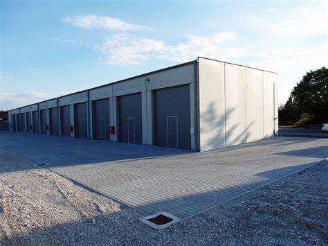 Vermietung Von Lagerhallen, Lagerboxen Und Garagen In