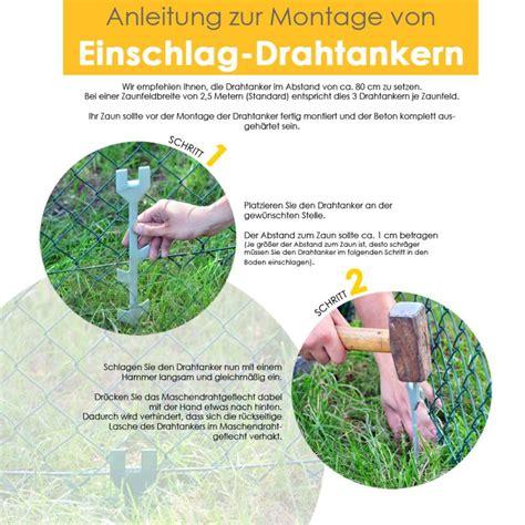 Zaun Hundesicher Machen by Zaun Nagel Maschendrahtzaun Hundesicher Machen