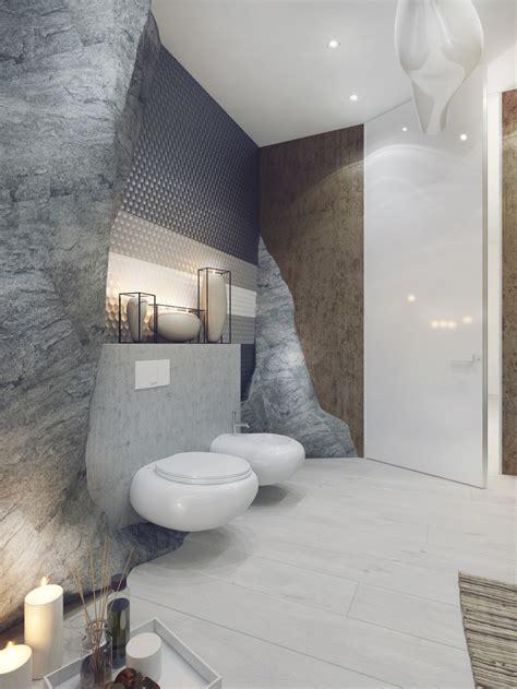 luxury bathrooms  high detail