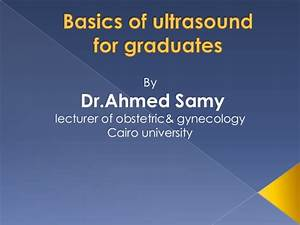 Basic Obstetric Ultrasound