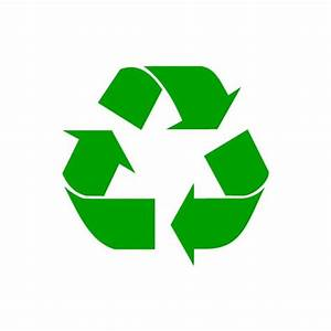 Recycle Logo Vinyl Decal Sticker Work or Home Renew and