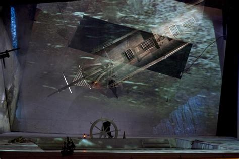 Wagner L Olandese Volante Wagner Al Teatro Di San Carlo Di Napoli Der Fliegende