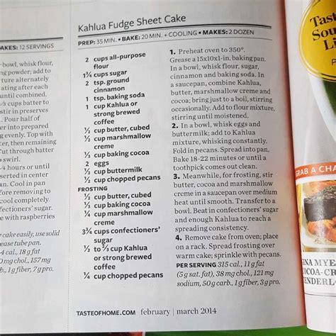 food cake sheet cakes texas style xx