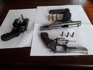 16 year old robbery suspect arrested; guns, ganja seized ...