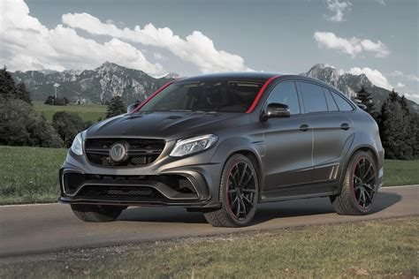 Mercedes-amg W292 Gle 63 4matic Coupe Mansory