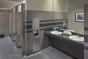 Commercial Bathroom Interior Design