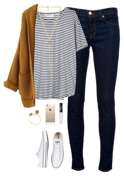 25 Cute Casual-Chic Outfit Ideas for Fall 2018 - Pretty Designs