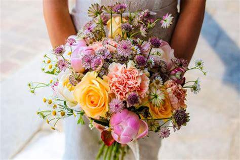 fiori di the bouquet da sposa 2016 idee e tendenze