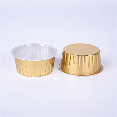 wholesale hot sale aluminum foil small  frozen food containers baking cup buy small