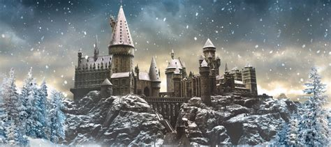 Winter Scenes Images Wallpaper Have A Happy Harry Potter Hogwarts Christmas In London Private Jets Charter