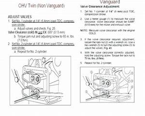 17 Hp Briggs Stratton Small Engine Diagram  U2022 Downloaddescargar Com