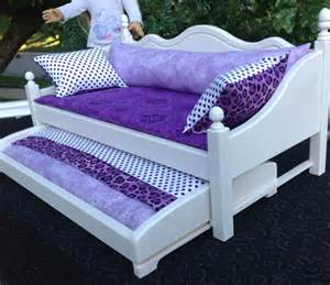 daybed with trundle bed for the 18 in american by